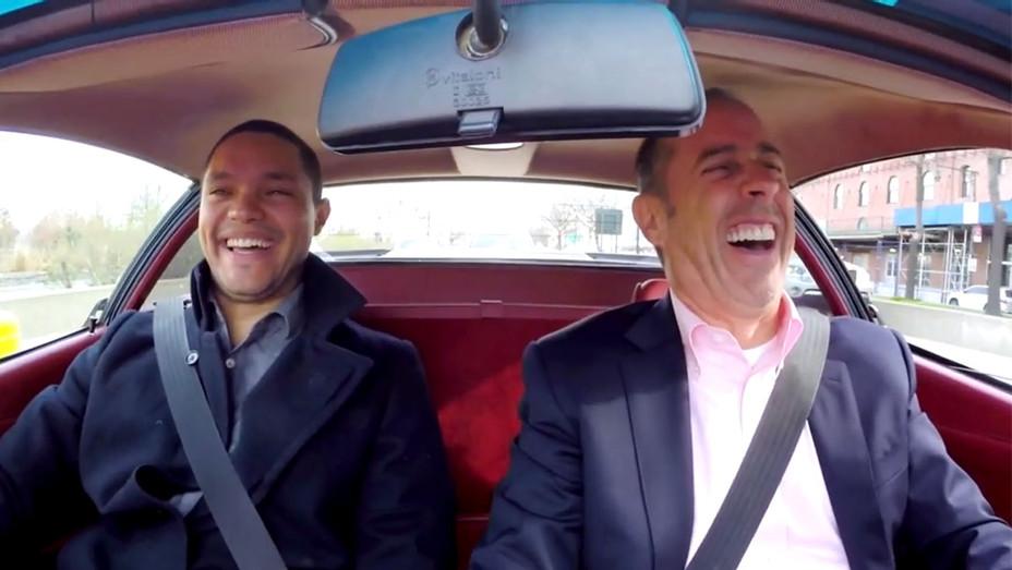 Comedians in Cars Screenshot Trevor Noah Jerry Seinfeld H 2016