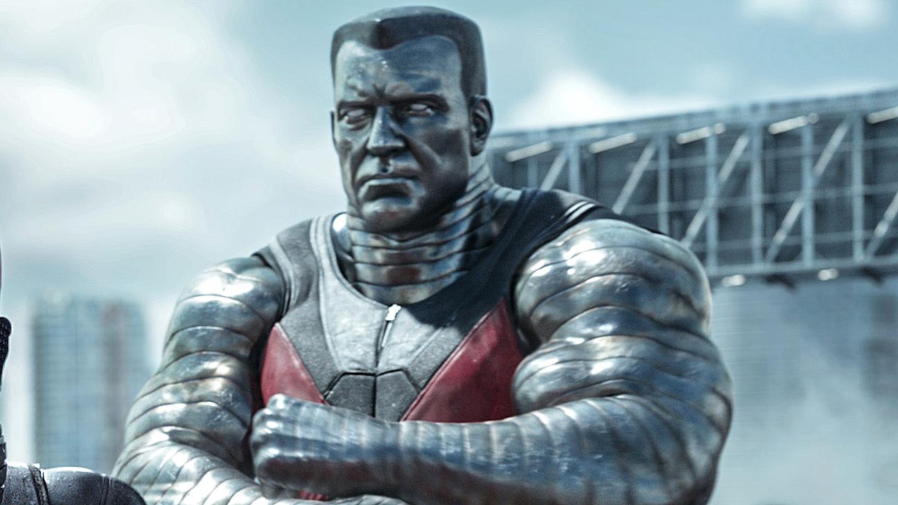 Deadpool - still 1 -Colossus -H 2016