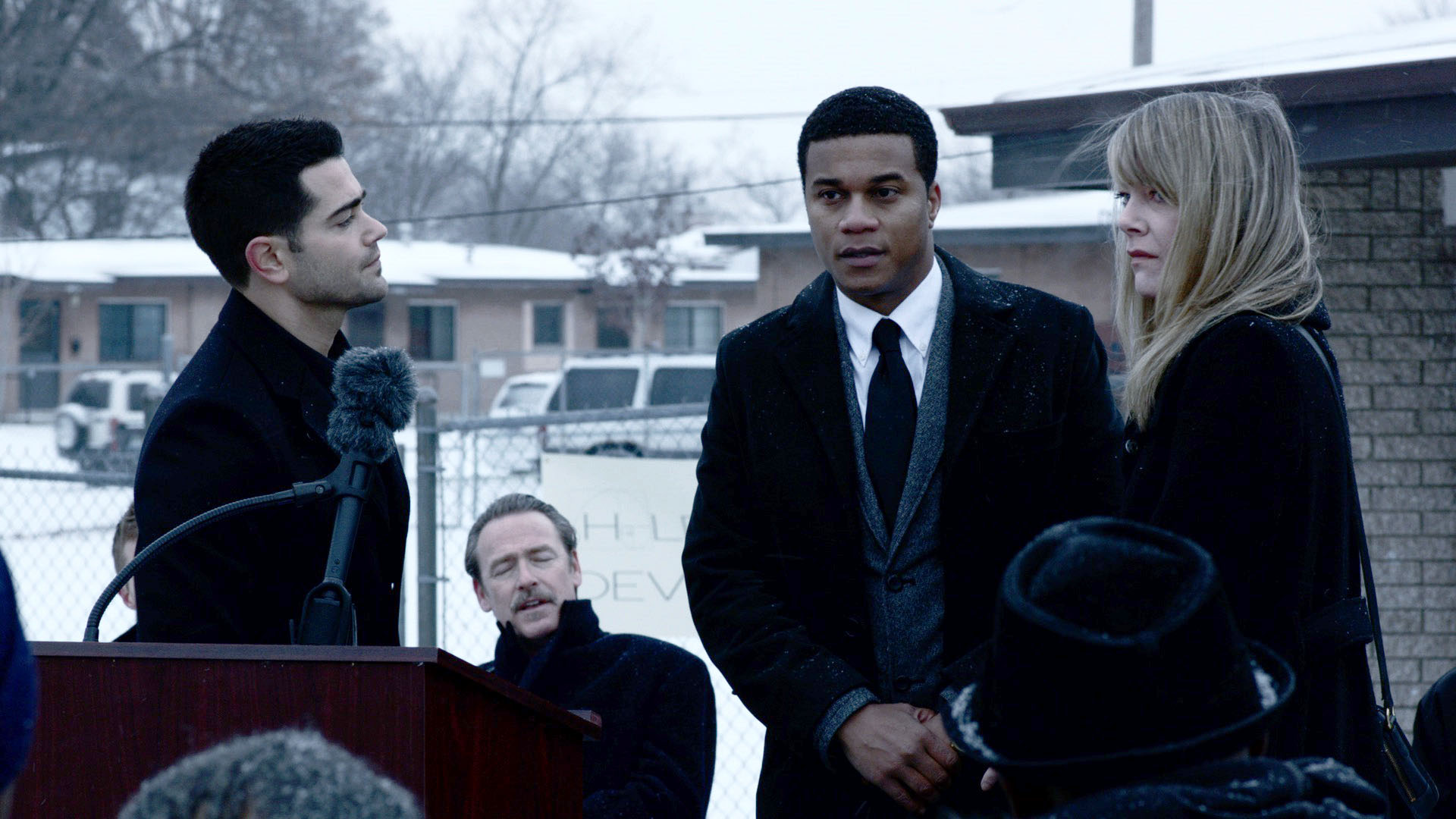 Destined Star Cory Hardrict On His Double Performance Choice And Destiny Q A Hollywood Reporter