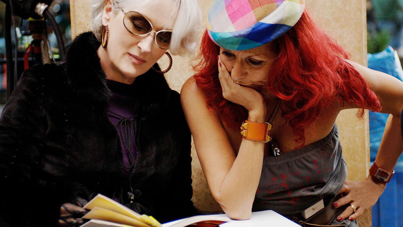 The Devil Wears Prada Costume Designer On How She D Dress The Cast Now Hollywood Reporter