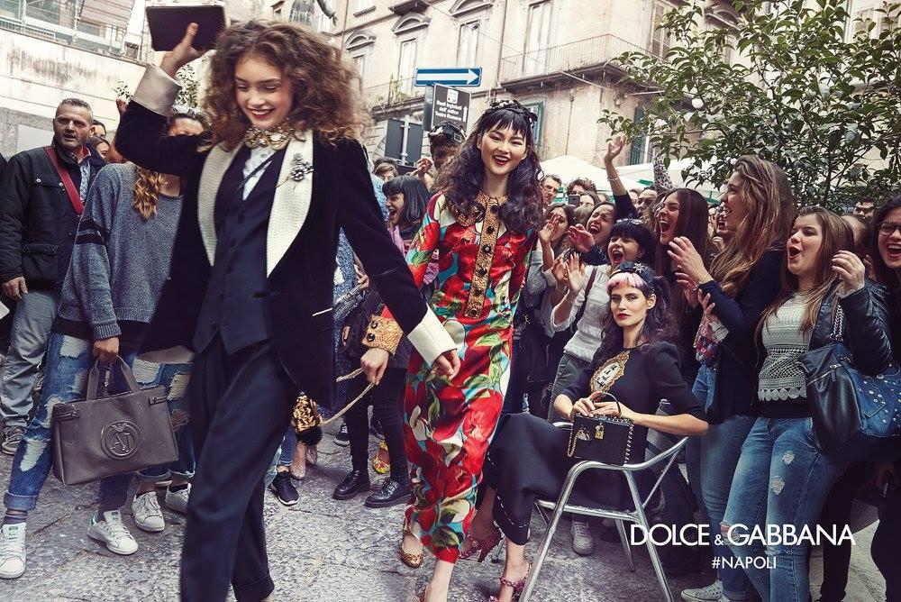 Dolce Gabbana Screengrab H 2016