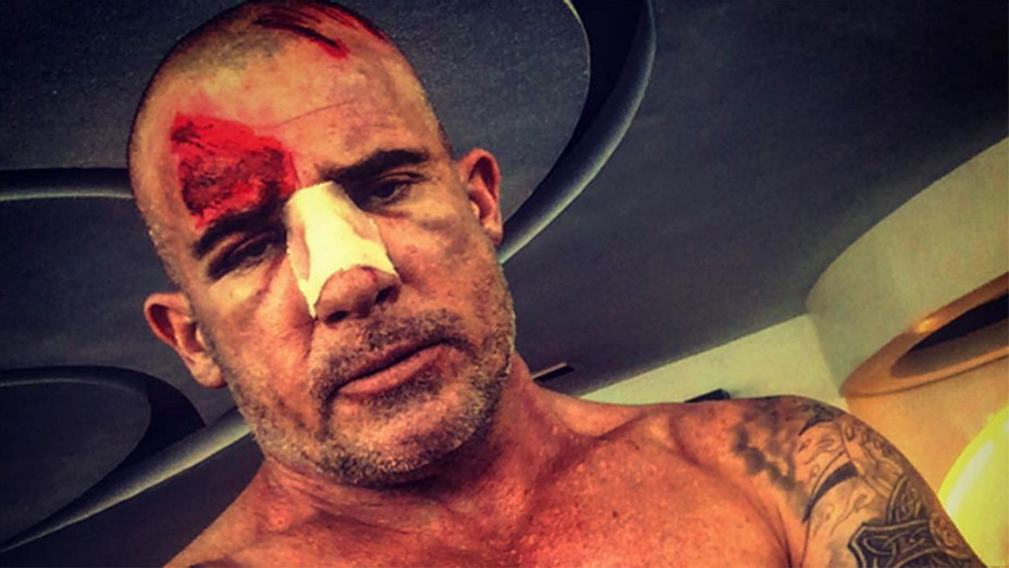 Dominic Purcell Instagram H 2016
