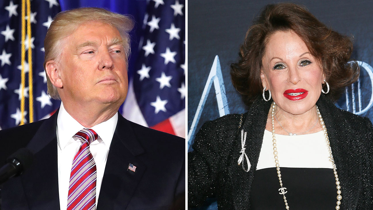Donald Trump and Nikki Haskell split-Getty-H 2016