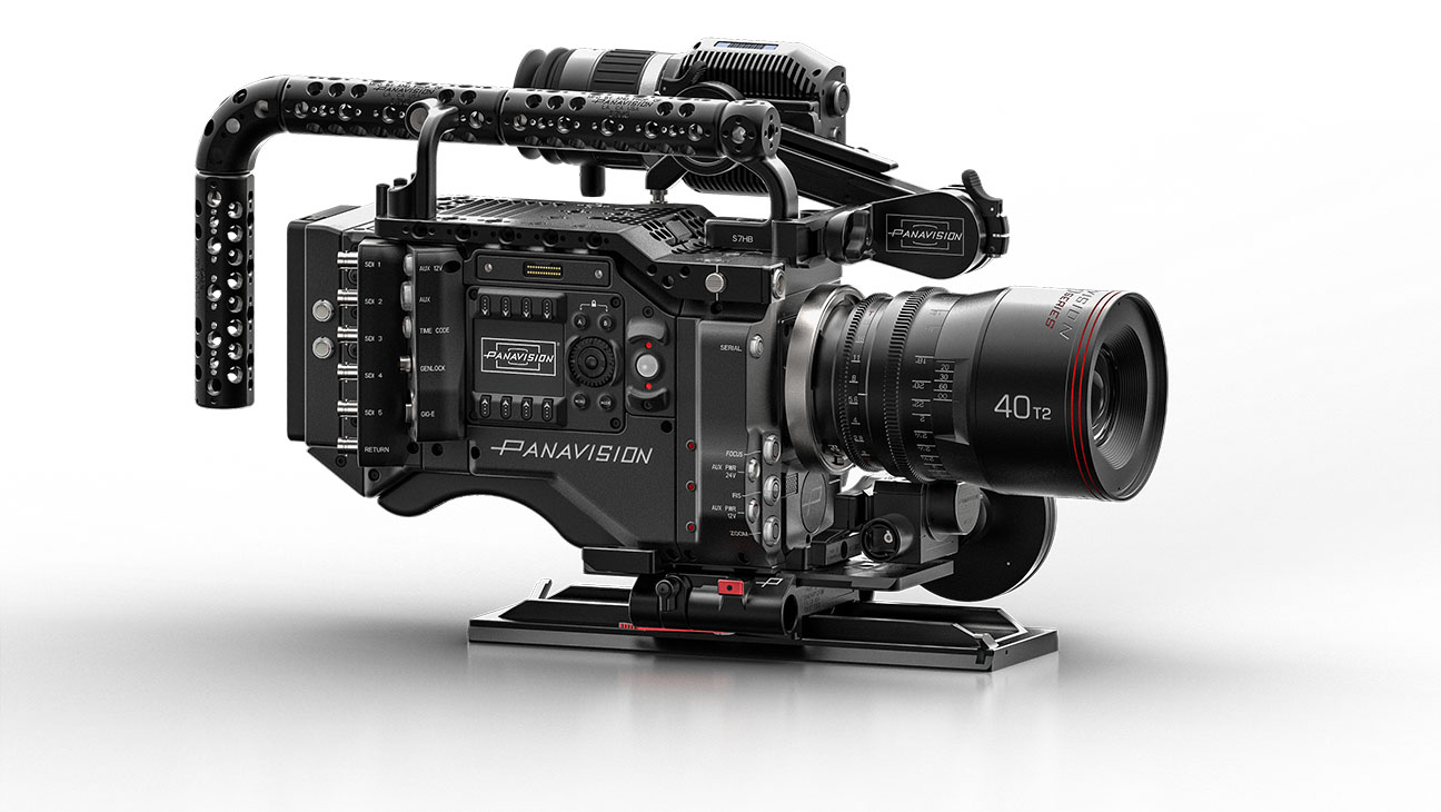 Panavision 8K DXL camera -H 2016