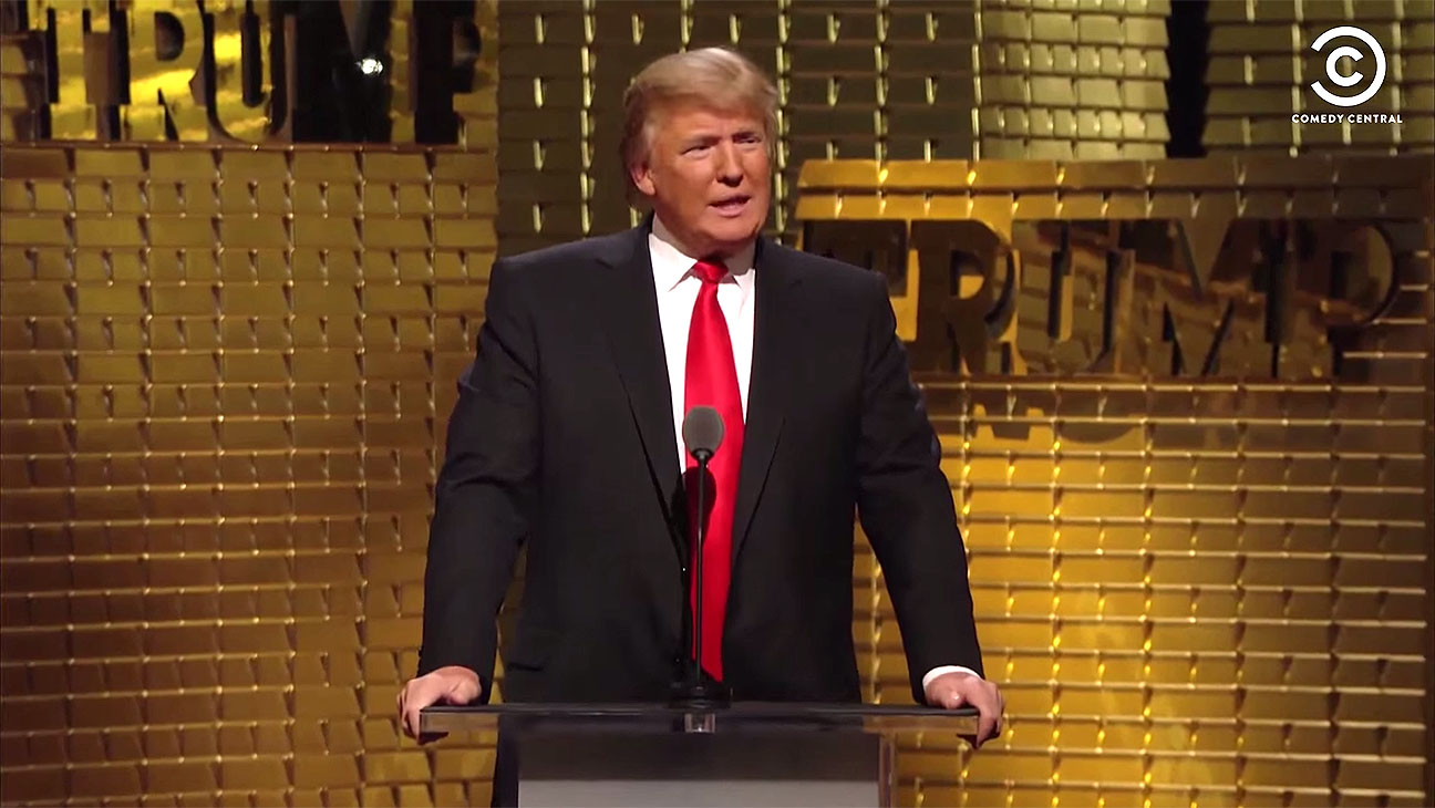 El Roast de Donald Trump - Donald Trump Screen Shot-H 2016