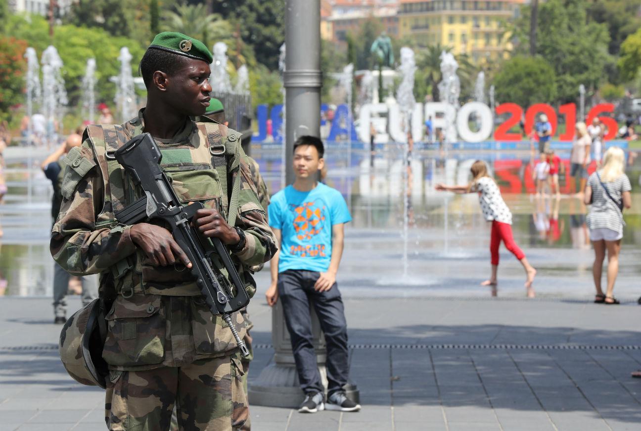 Euro 2016 Security