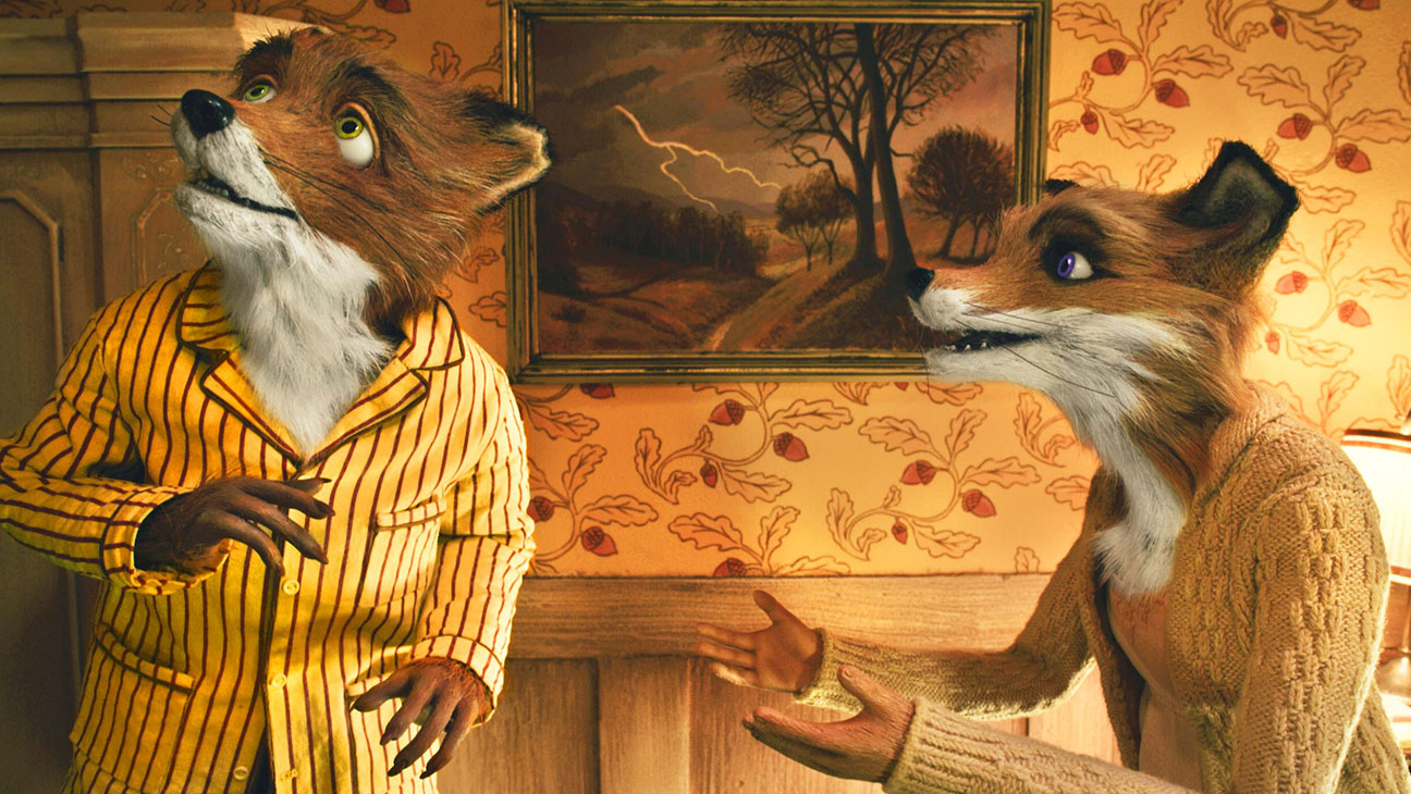 Fantastic Mr Fox Film Review Hollywood Reporter