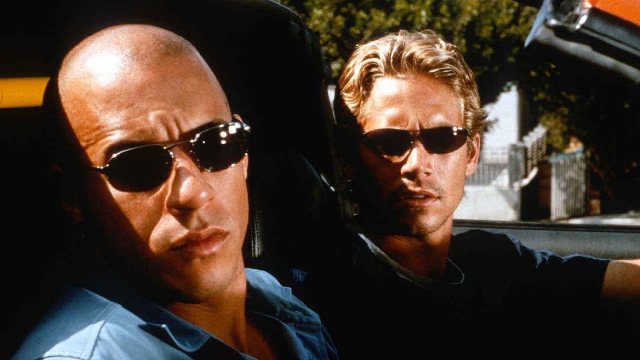 Fast and the Furious 2001 - H - 2016