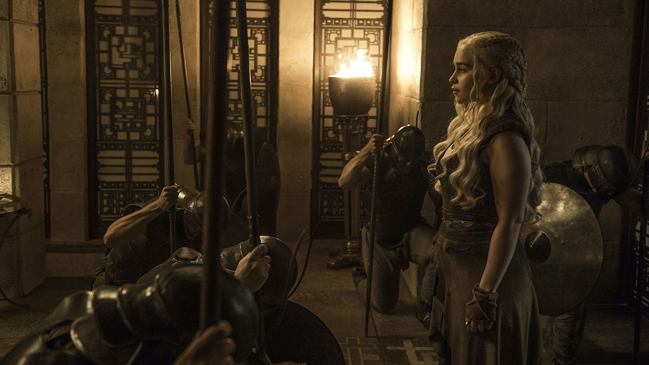 Game of Thrones Daenerys Still S06 H 2016