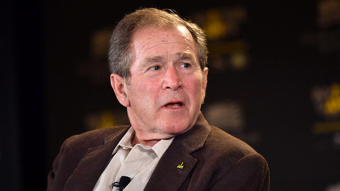 George W. Bush - Getty - H 2016