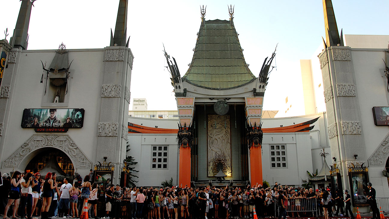 General view-atmosphere -Hollywood Blvd -Grauman's Chinese Theatre-Getty-H 2016
