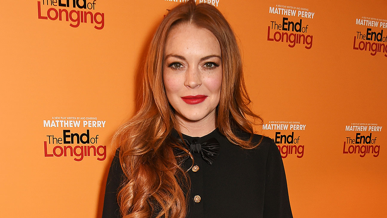 Lindsay Lohan - World Premiere of 'The End Of Longing-Getty-H 2016