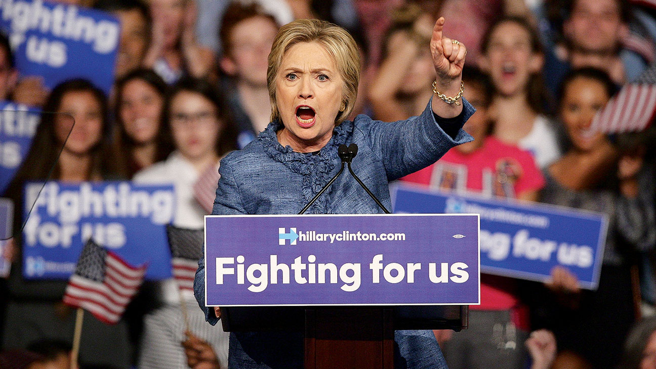 Hillary Clinton - March 15, 2016-West Palm Beach, Florida-Getty-H 2016