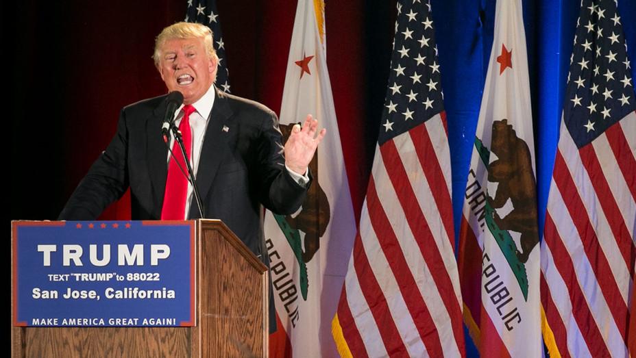Donald Trump -June 2, 2016 in San Jose, California- Getty-H 2016