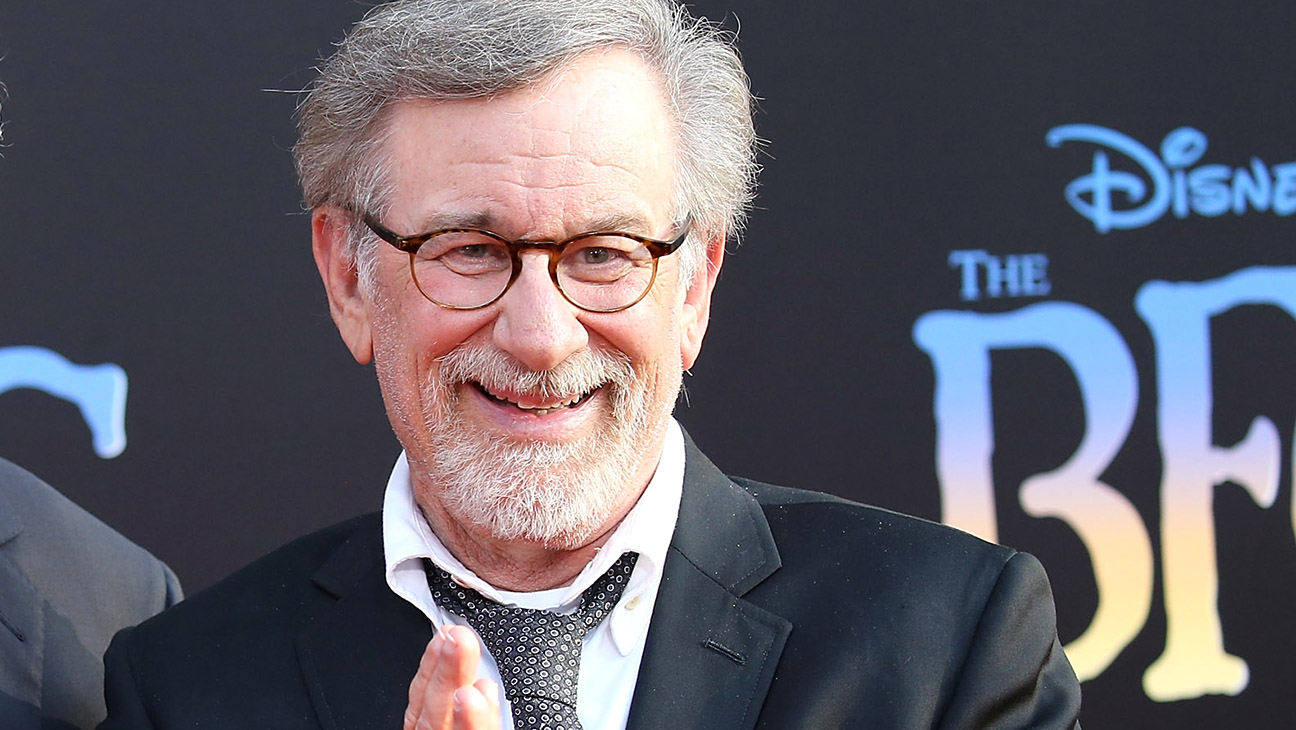 Steven Spielberg-Los Angeles premiere of The BFG-Getty-H 2016