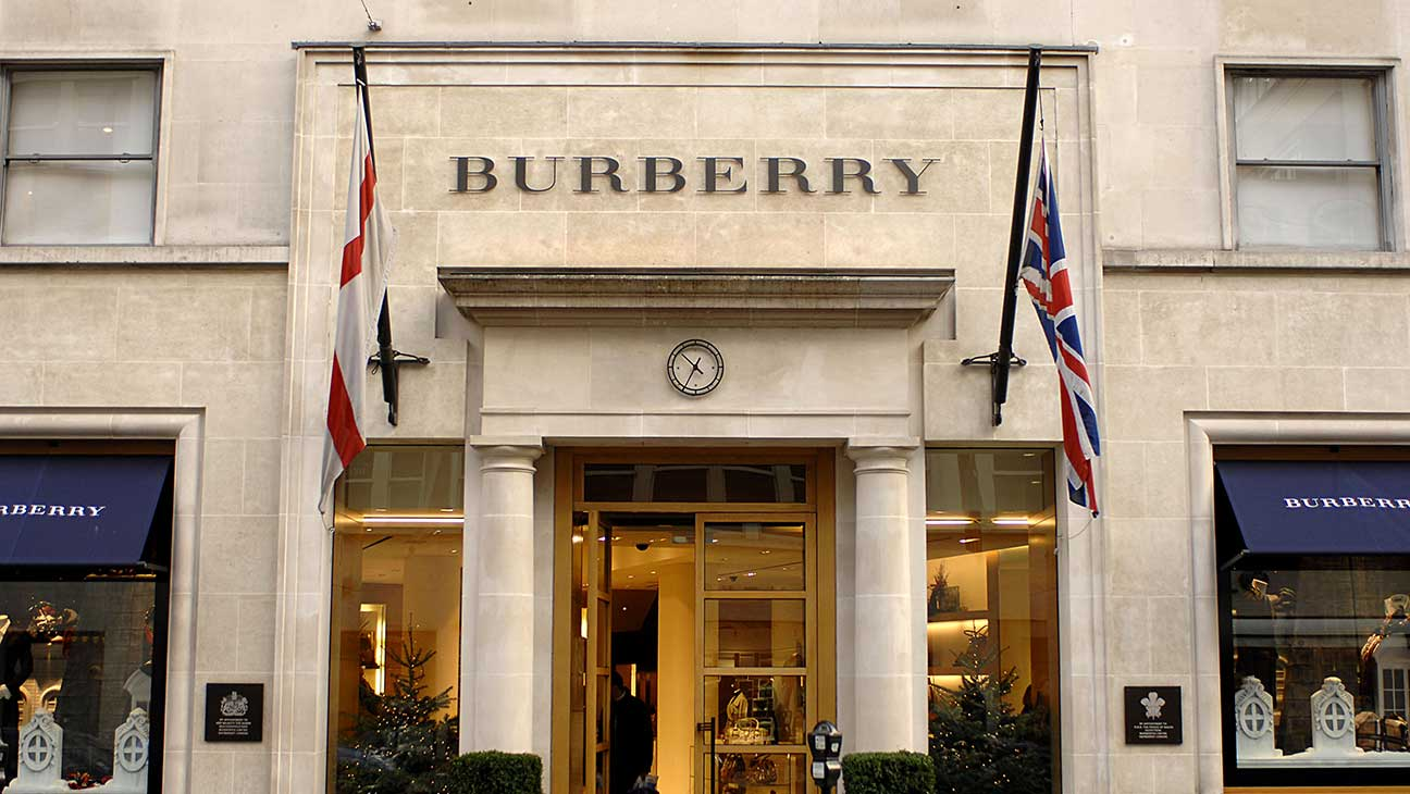 Burberry Bond Street - H 2016