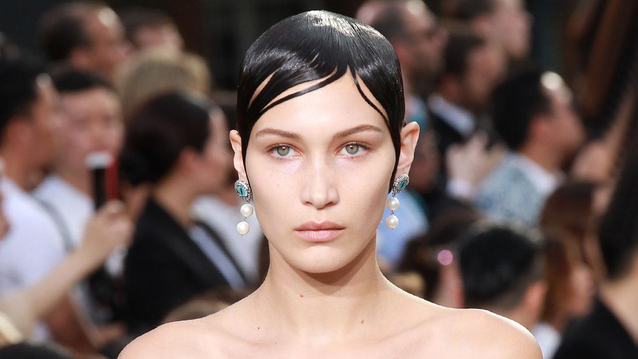 Givenchy Bella Hadid H 2016