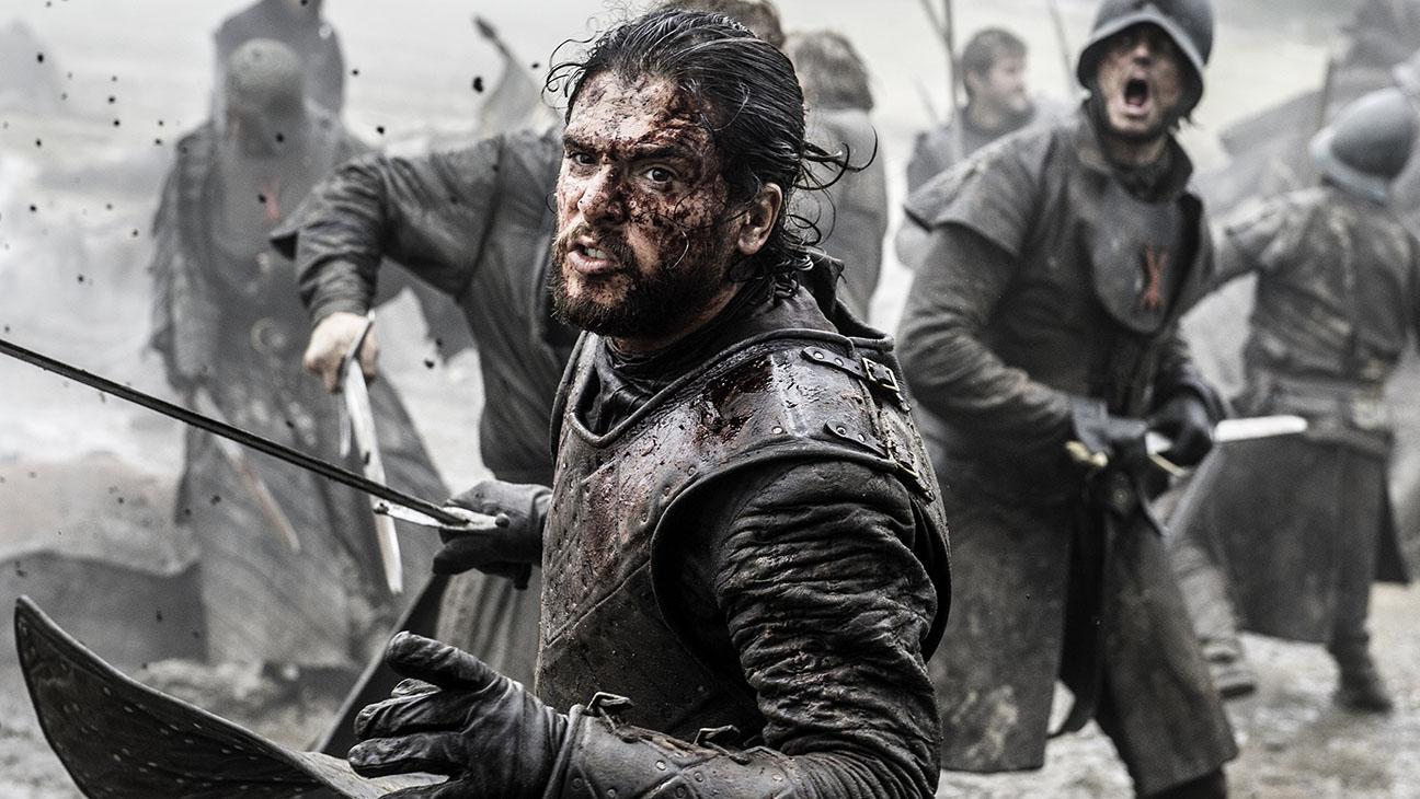 Game of Thrones 609 - Kit Harington-H 2016