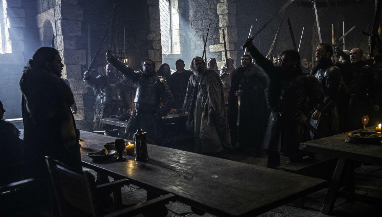 'Game of Thrones' Season 6 Finale 11 - Publicity - H 2016