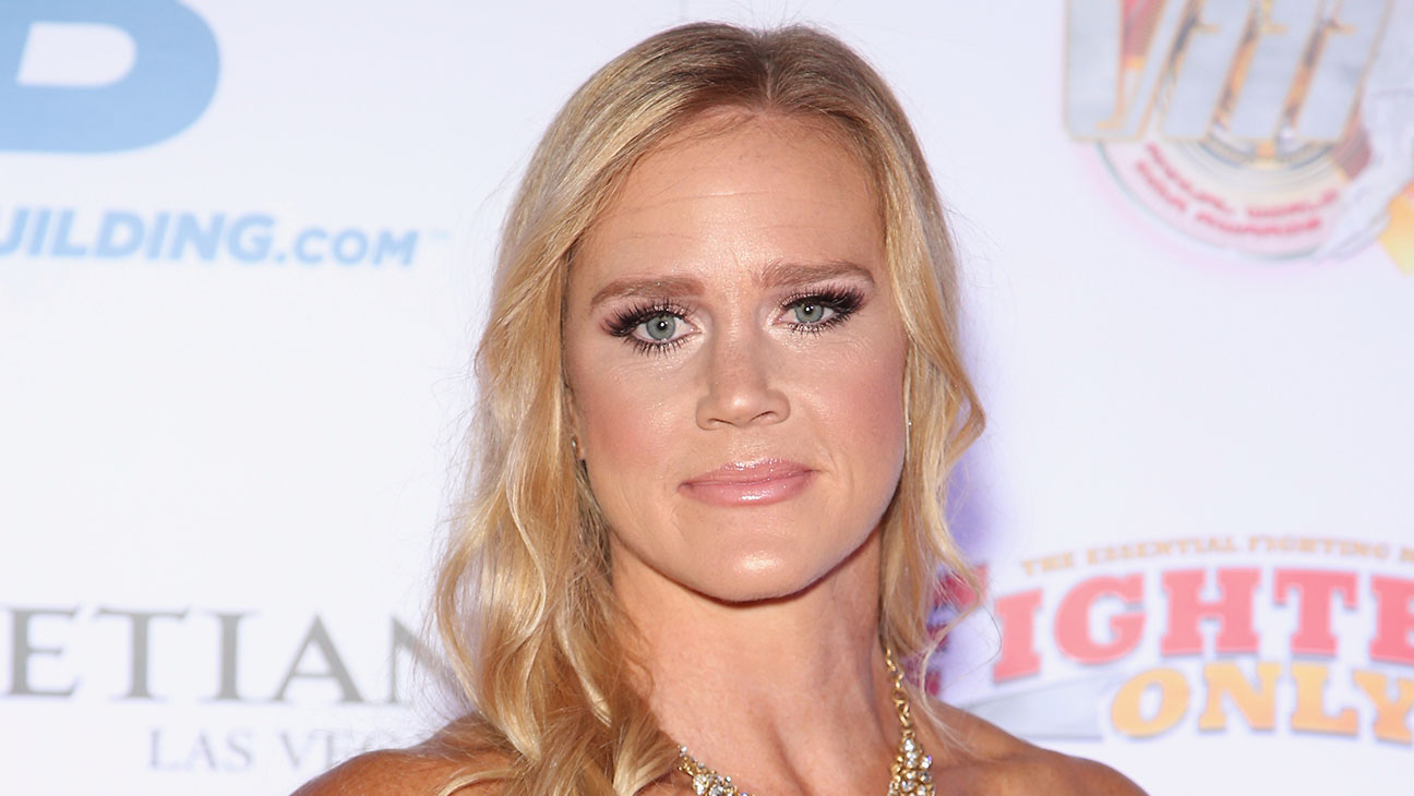 Holly Holm - Getty - H 2016