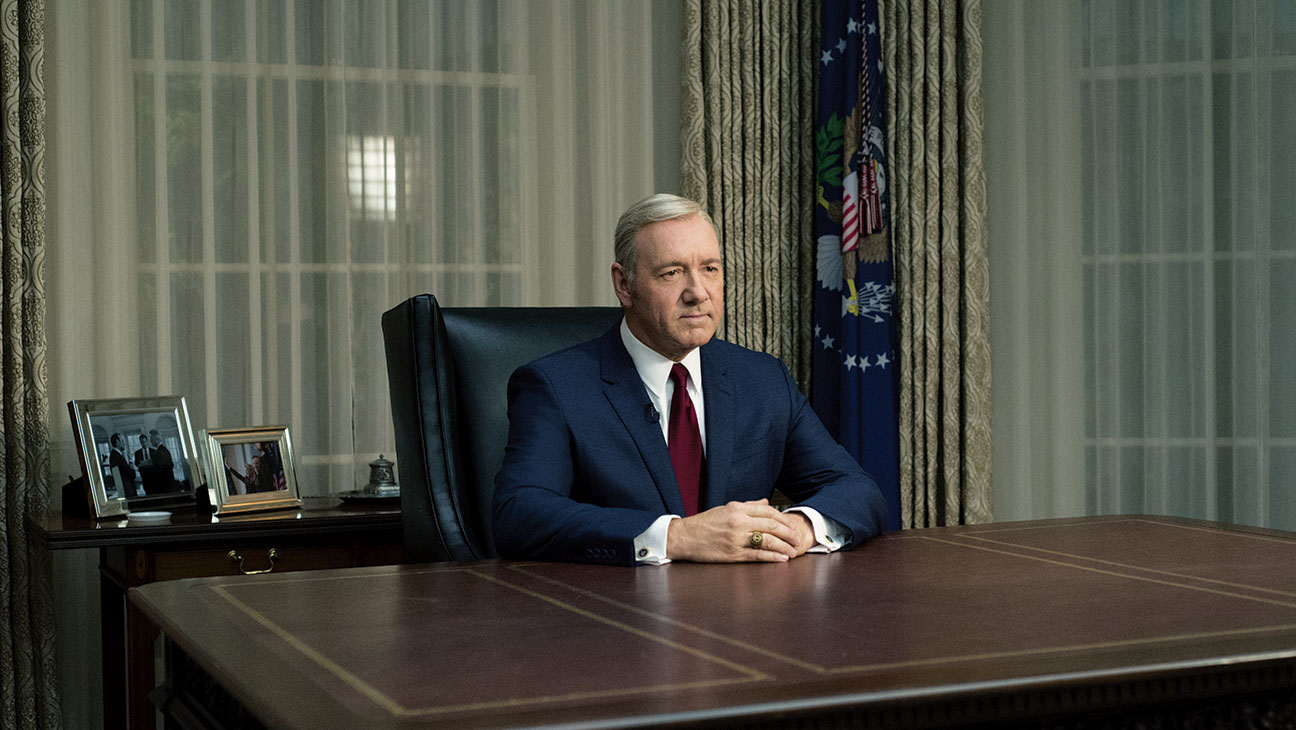 House of Cards Still - Publicity - H 2016