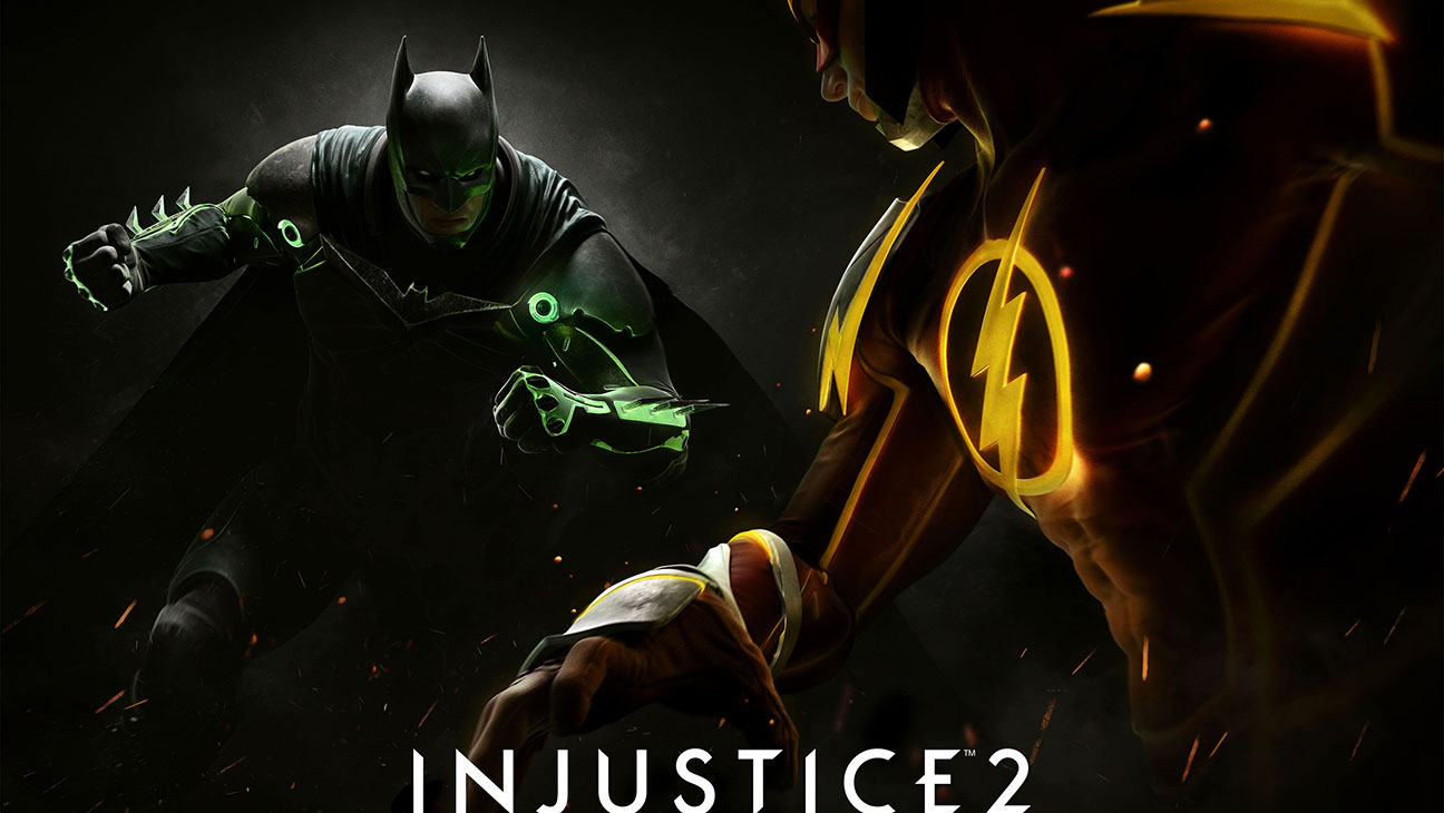Injustice 2 promo art-Warner Bros Interactive-Publicity-H 2016