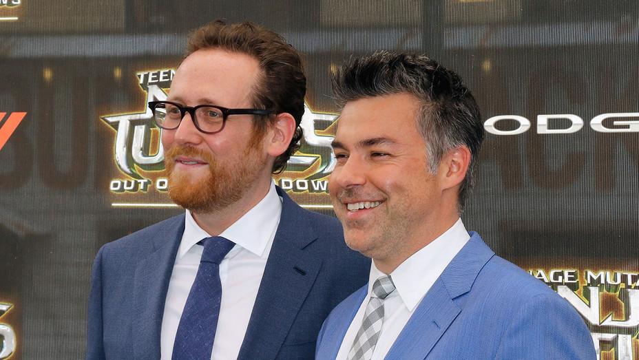 Josh Appelbaum and Andre Nemec - Getty - H 2016
