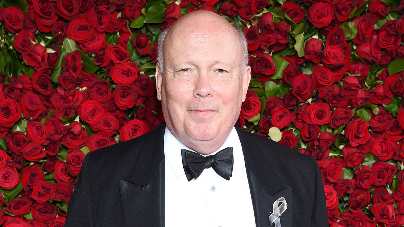 julian fellowes - Getty - H 2016