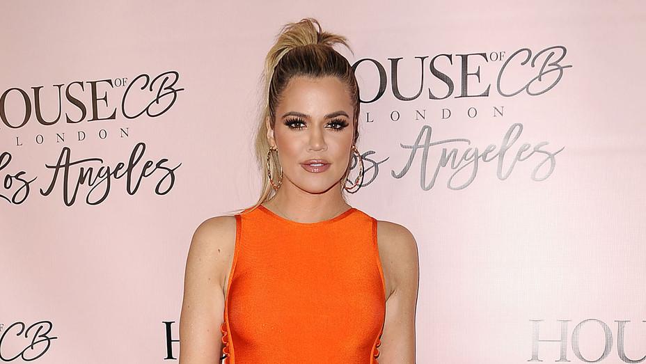 Khloe Kardashian House of CB - Getty - H 2016