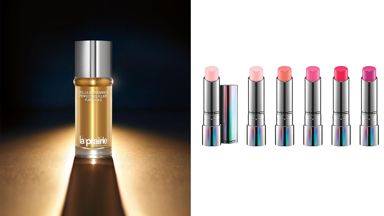 La Prairie Mac Lipstick Split - Publicity - H 2016