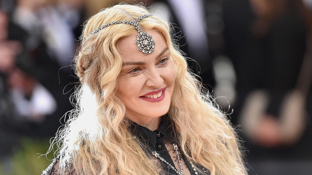 Madonna - Getty - H 2016