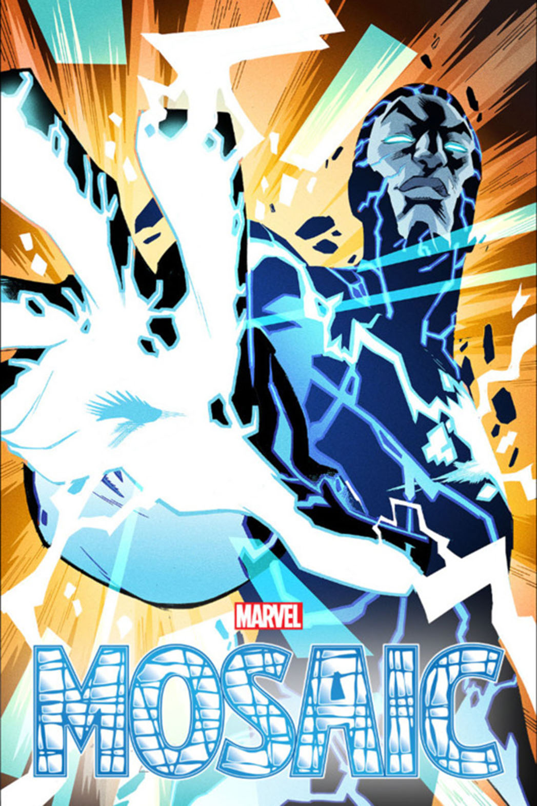 Marvel Mosaic Cover P 2016