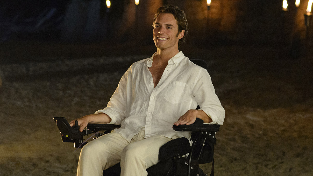 Me Before You Still - Publicity - H 2016