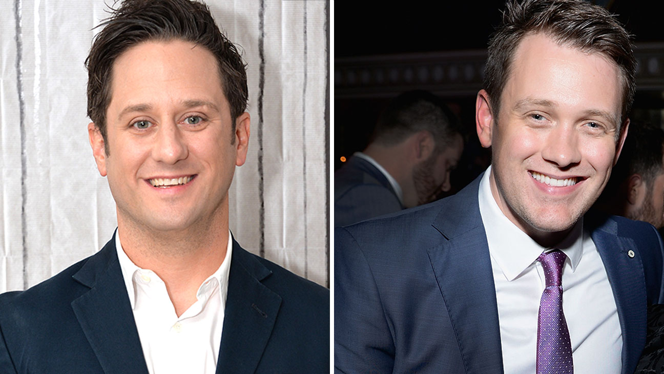 Christopher Fitzgerald and Michael Arden -Getty-H 2016