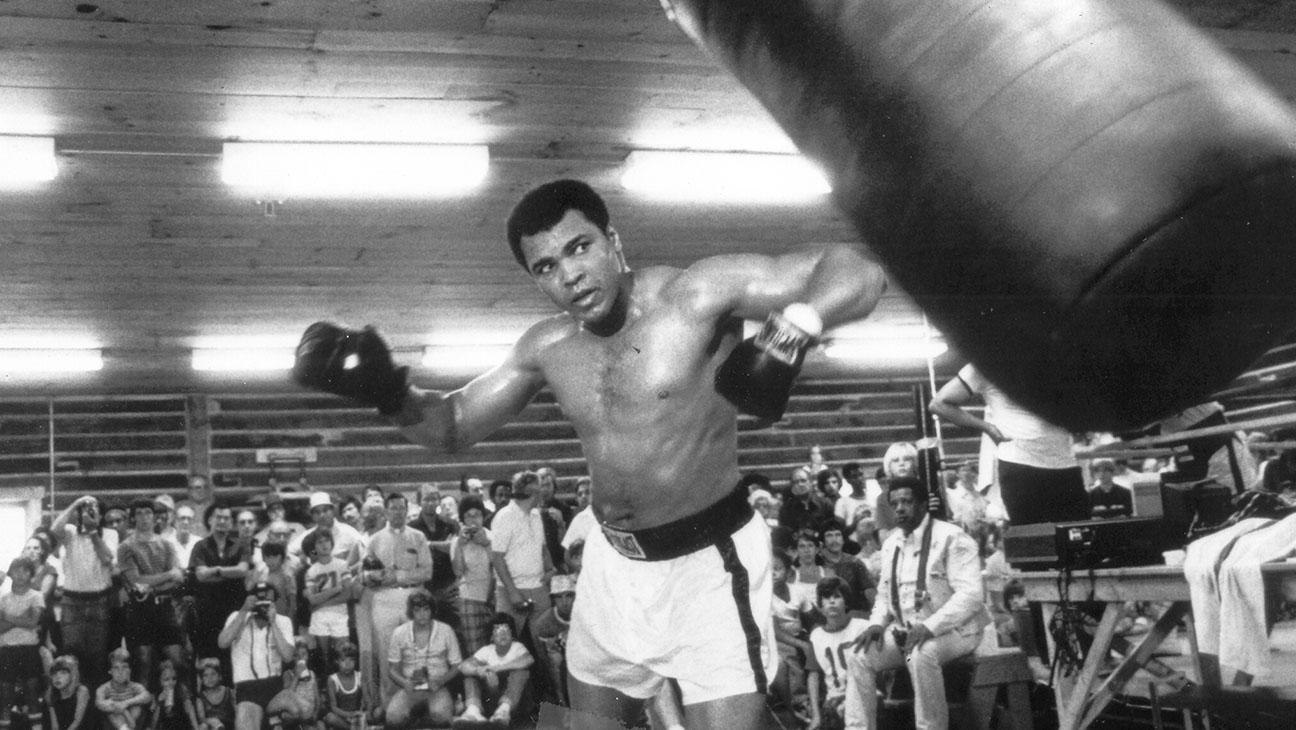 Muhammad Ali Training 2 - Photofest - H 2016