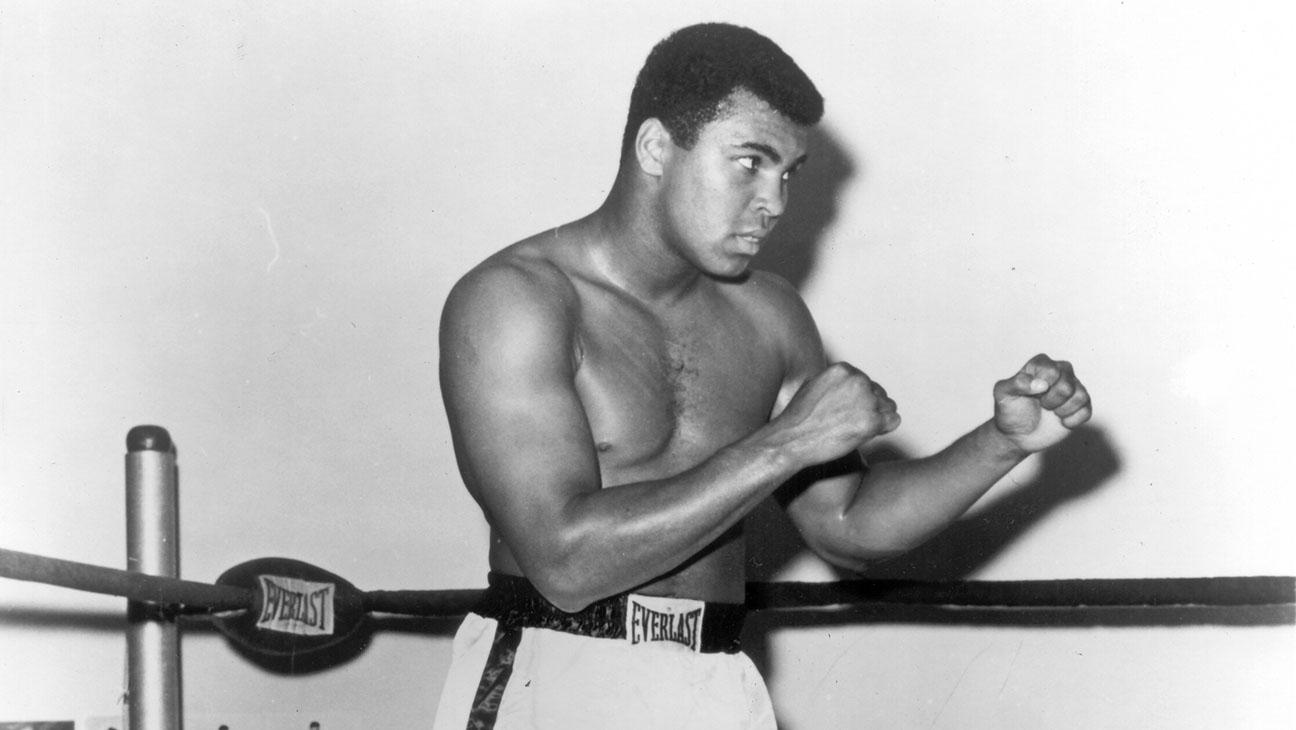 Muhammad Ali Training 1 - Photofest - H 2016