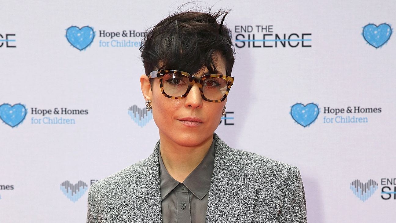 Noomi Rapace - Getty - H 2016