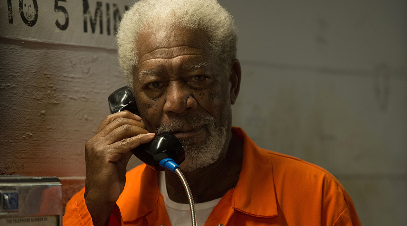 Now You See Me 2 Morgan Freeman Still H 2016