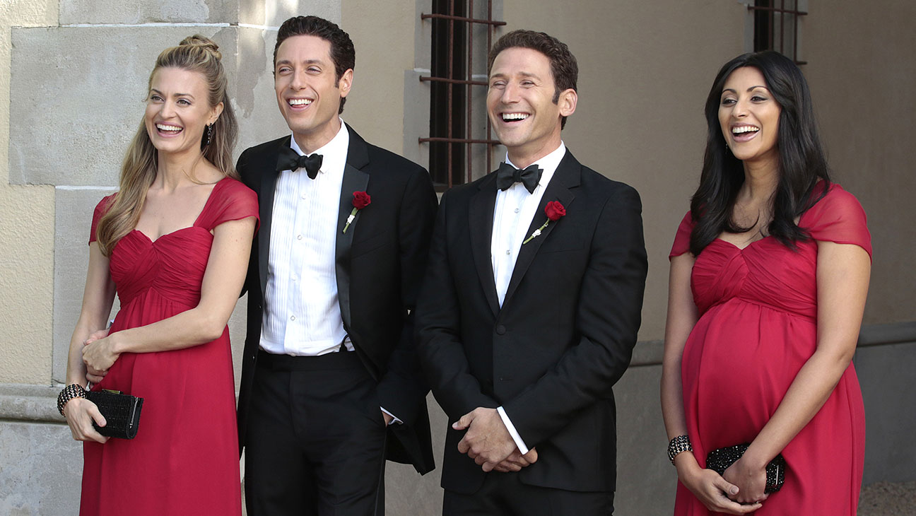 ROYAL PAINS -The Good News Is...- Episode 807 - Publicity-H 2016