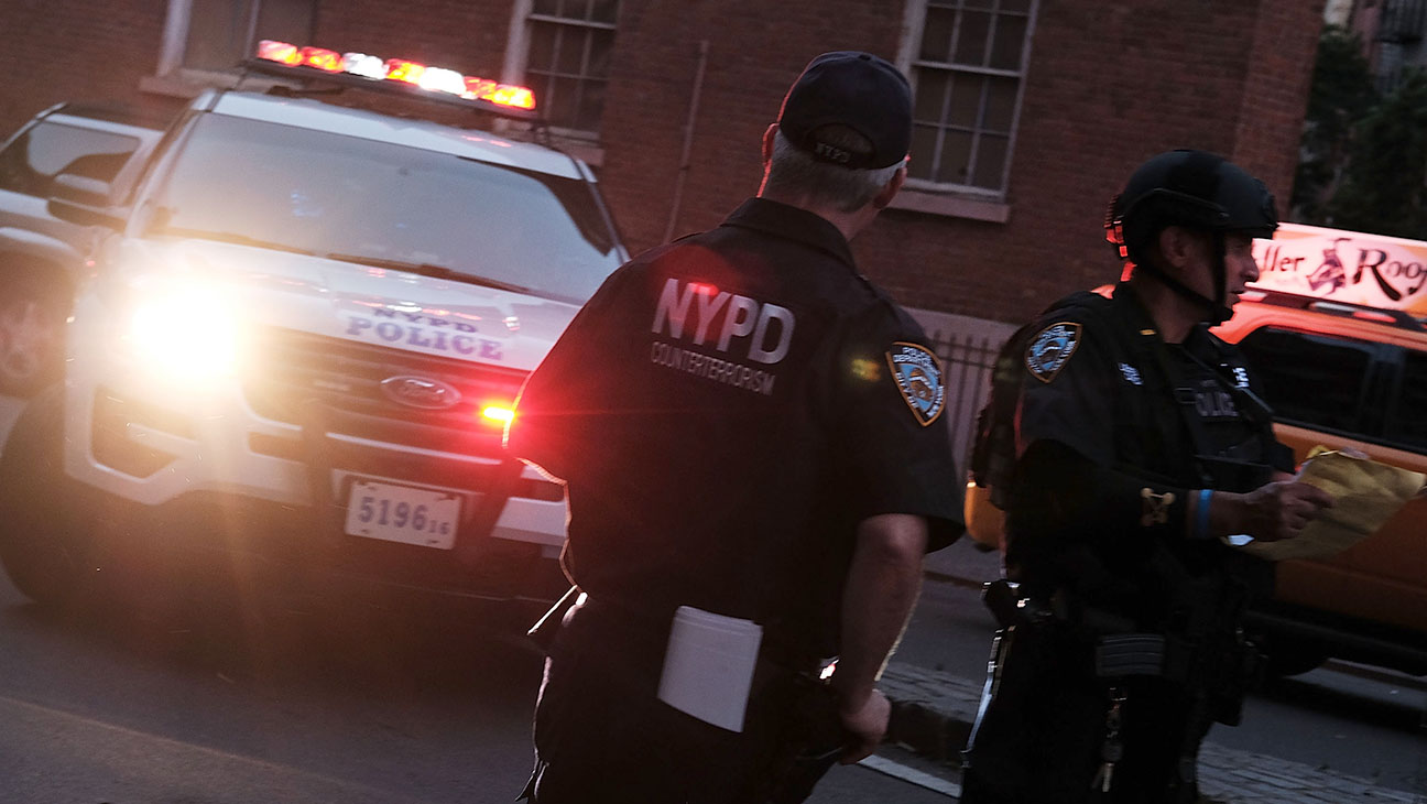 NYPD Counter Terrorism H 2016