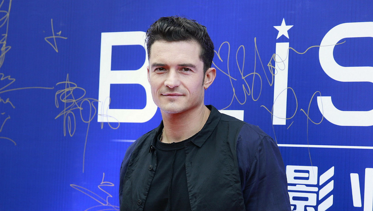 Orlando Bloom China - Getty - H 2016