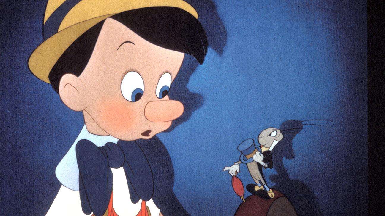 1940's Pinocchio- Photofest-H 2016