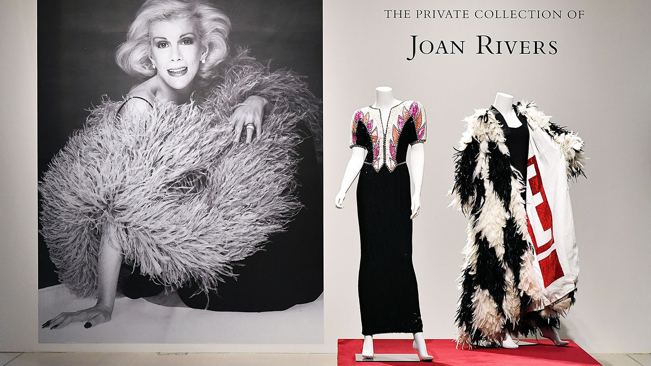 Private Collection Of Joan Rivers H 2016