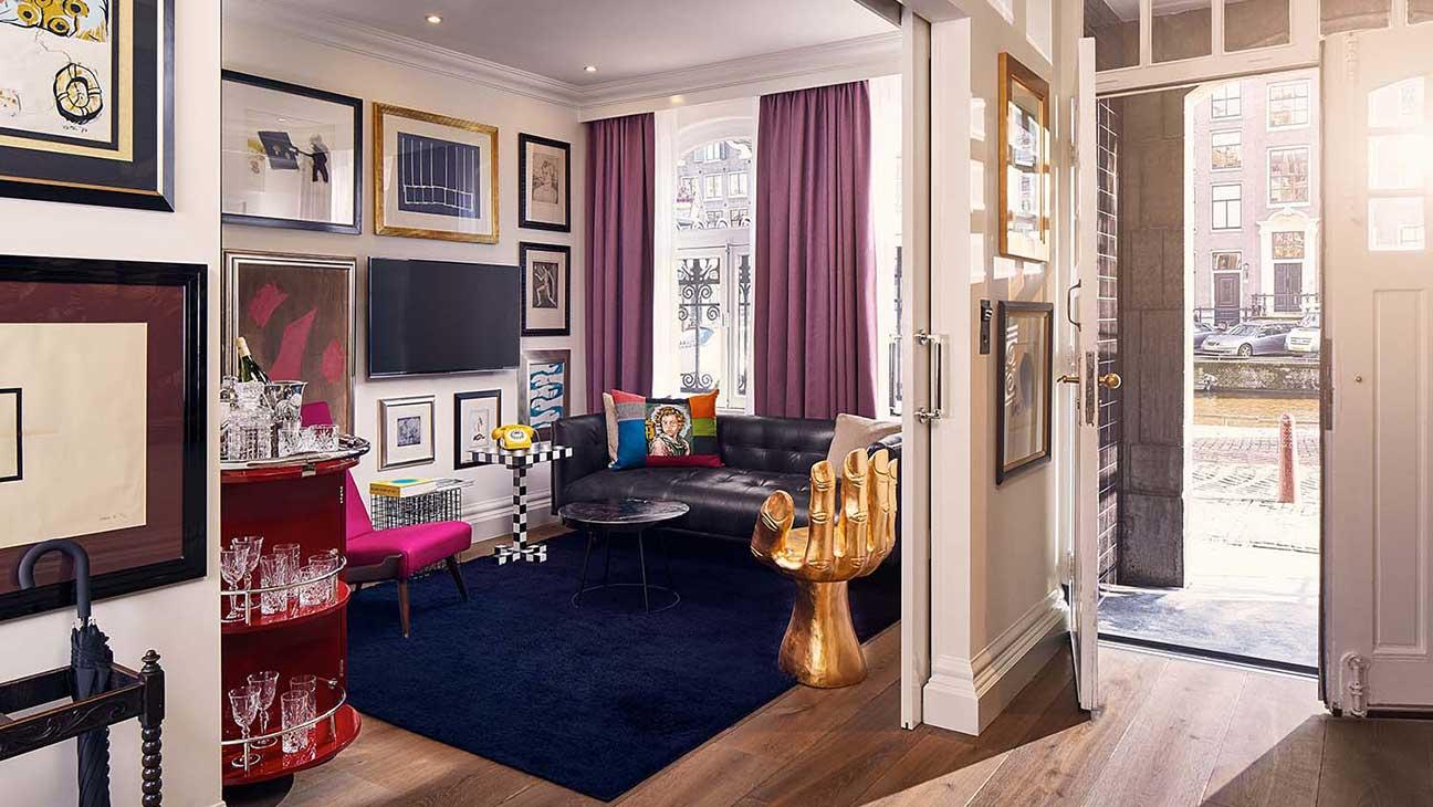 Pulitzer Amsterdam Hotel - H 2016