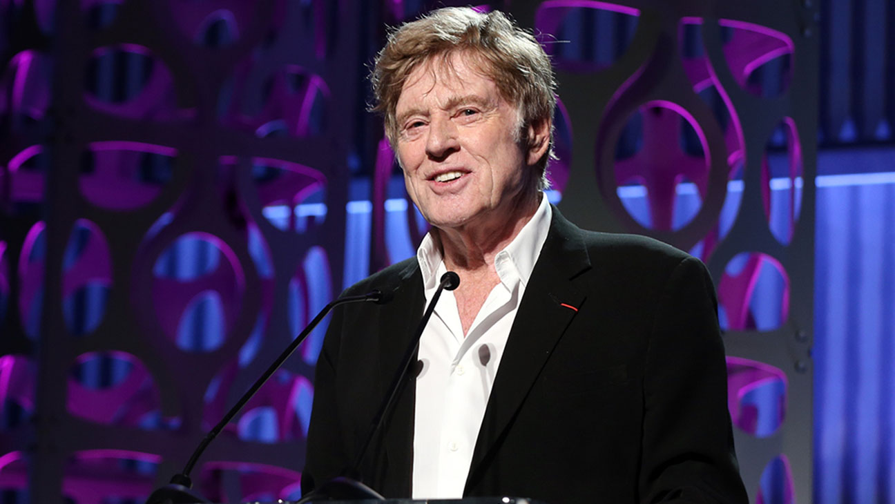 Robert Redford Getty H 2016