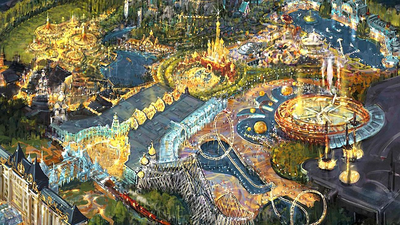 Russian Theme Park - Publicity - H 2016