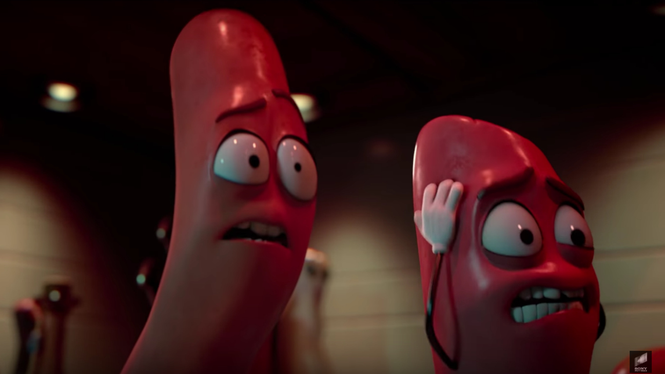 Sausage Party —H 2016