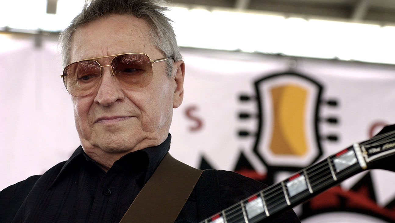 Scotty Moore - Getty - H 2016