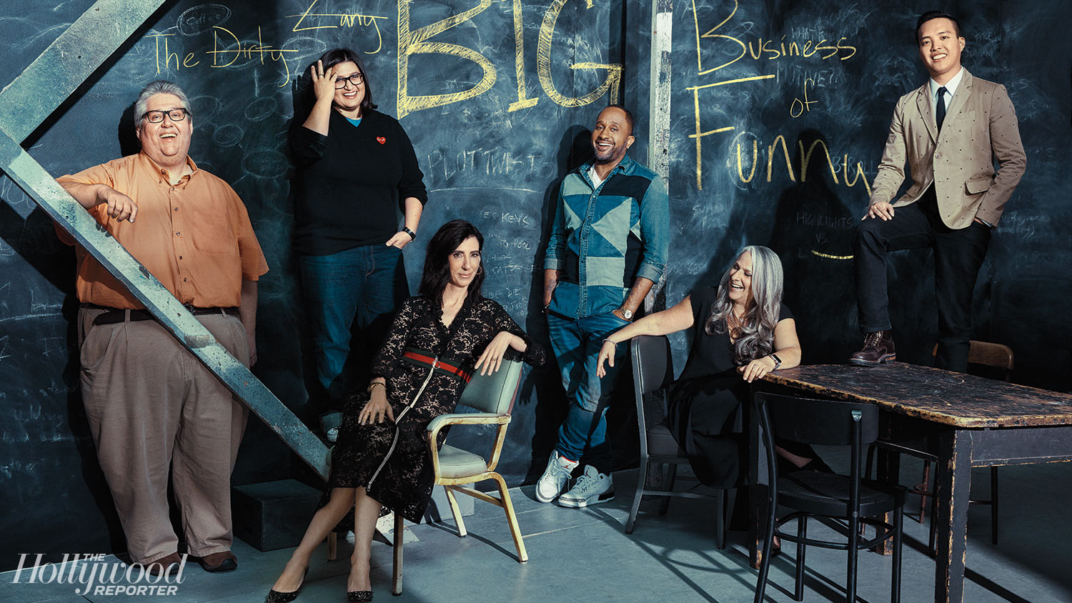 Comedy Showrunner Roundtable: Reunions You'll Never See (Sorry, 'Friends' Fans!), Diversity and How to Write Sex Scenes