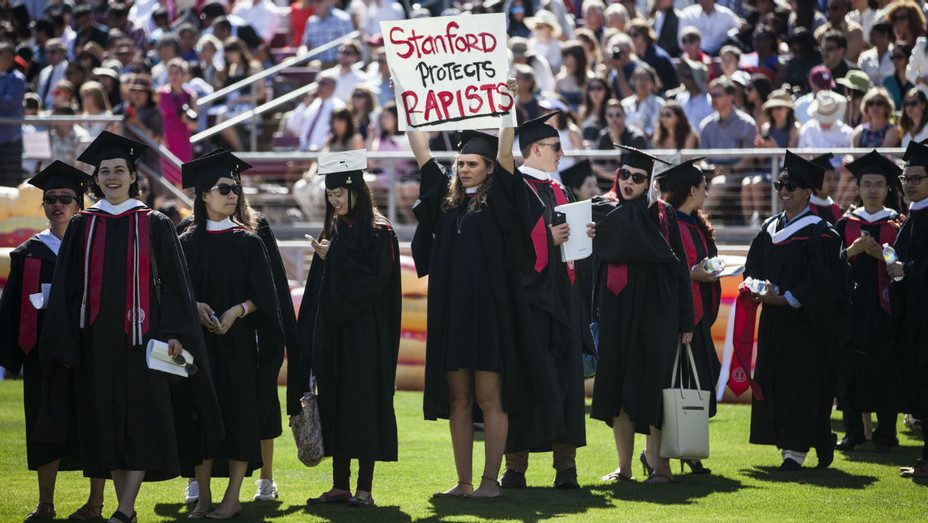 Stanford Commencement H Getty - 2016